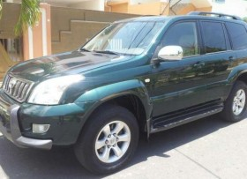 Toyota Prado 2003 Diesel