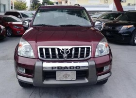 Toyota Prado VX LA MAS NUEVA DEL MERCADO