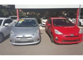 Toyota Prius-C 2013Como Nueva