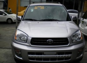 Toyota RAV4 Limited 2003