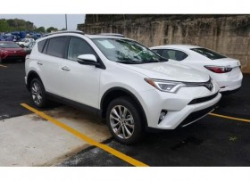 Toyota Rav-4 Limited 2016 Company Liquidacion