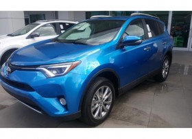 Toyota Rav-4 Limited 2016