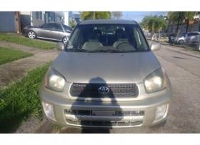 Toyota Rav4 2001 3000 OMO