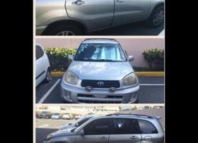 Toyota Rav4 2001 4WD
