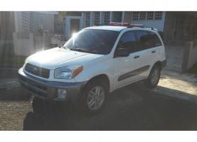 Toyota Rav4 2002