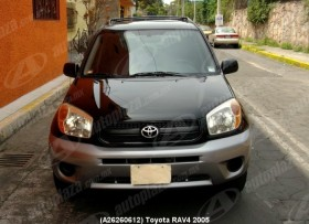 Toyota Rav4 2005 5p Vagoneta Base Aut
