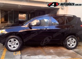 Toyota Rav4 2006 5p Vagoneta Base Aut