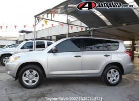 Toyota Rav4 2007 5p Vagoneta Base Aut