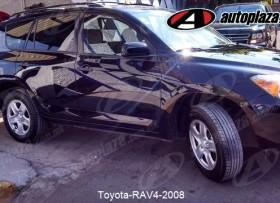 Toyota Rav4 2008 5p Vagoneta Base Aut