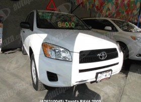 Toyota Rav4 2009 5p Vagoneta Base Aut