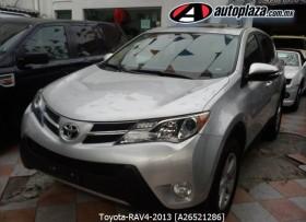 Toyota Rav4 2013 5p Xle Aut
