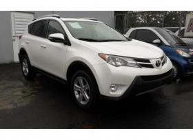 Toyota Rav4 2013 XLE oferta