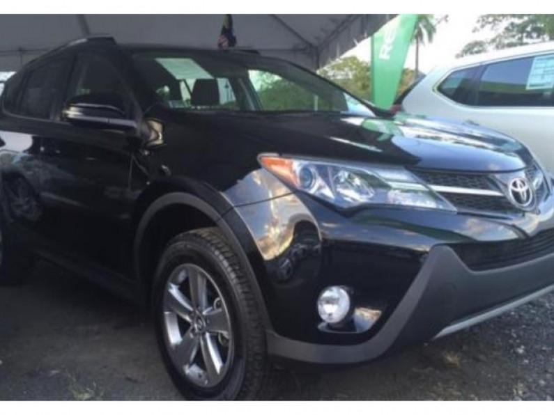 Toyota Rav4 2015 XLE