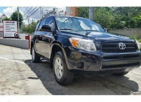 Toyota Rav4 Version Americana