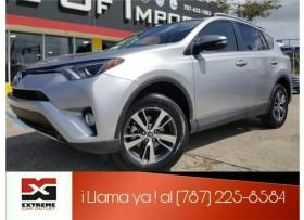 Toyota Rav4 XLE 2016 Importada
