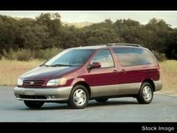 Toyota Sienna 2002
