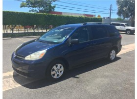 Toyota Sienna 2004 LE