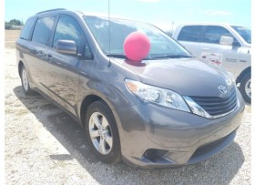 Toyota Sienna 2013Pagos desde 43900