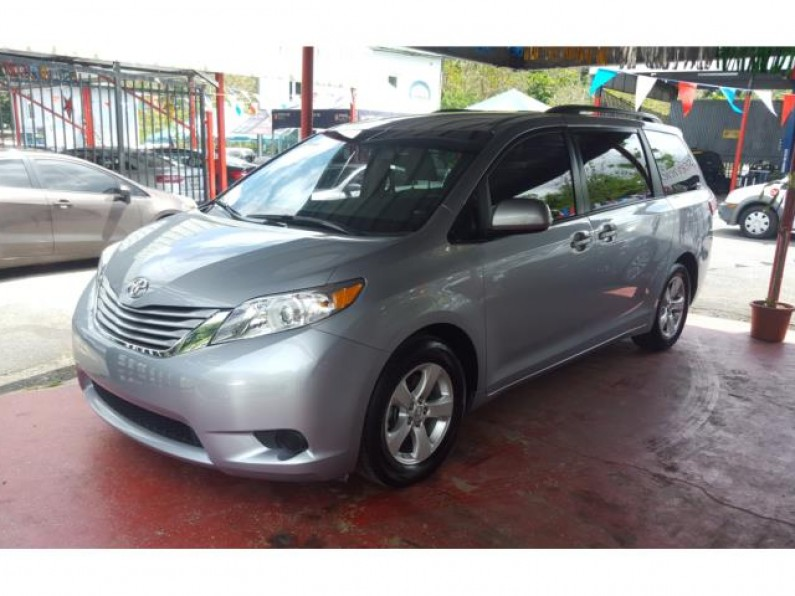 Toyota Sienna 2016 Inmaculada