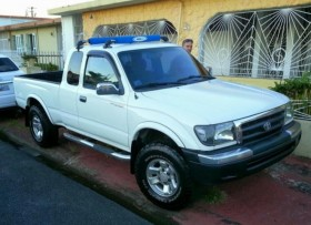Toyota Tacoma 1998 4X4 Limited Edition