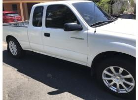 Toyota Tacoma 2004 8500 se aceptan ofertas