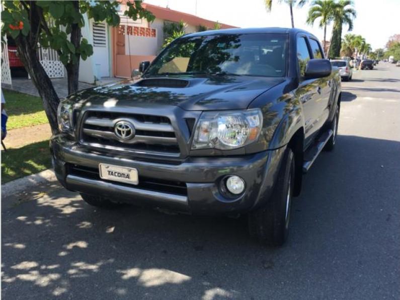 Toyota Tacoma 2010 4x4