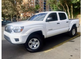 Toyota Tacoma 2013 Doble Cabina