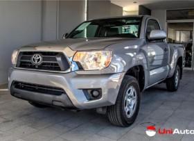 Toyota Tacoma 2014 Gris