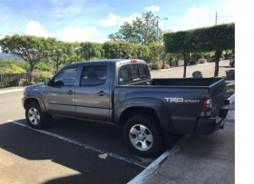 Toyota Tacoma 2015 TRDdoble cabina