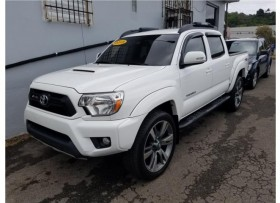 Toyota Tacoma 4x4 2015 TRD