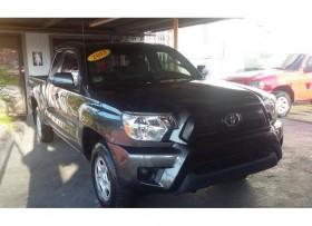 Toyota Tacoma Cab y Media AUT 2013