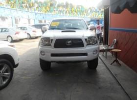 Toyota Tacoma Limited 2011