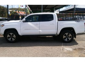 Toyota Tacoma TRD 2017 Pagos desde 44900