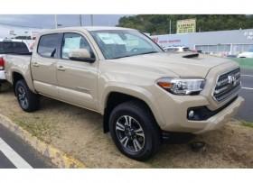 Toyota Tacoma Trd 2017 Estribos y Racks