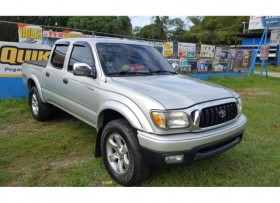 Toyota Tacoma limited 2004