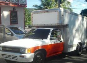 Toyota Truck Aut AC Cajon grande