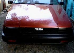 Toyota Trueno AE86 Especial para Proyecto