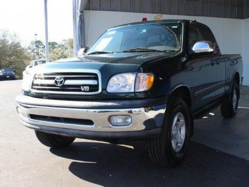 Toyota Tundra 2001