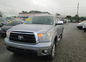 Toyota Tundra Platinum 2010