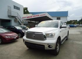 Toyota Tundra SR5 2012