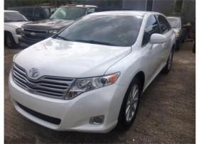 Toyota Venza 2011 Como Nueva