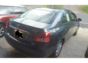 Toyota Yaris 08 aut pw pl ac full label