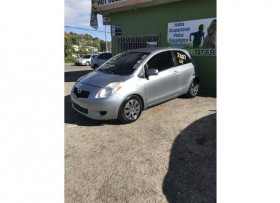 Toyota Yaris 2007 std full label