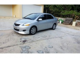 Toyota Yaris 2009 aut full label 66 mil m