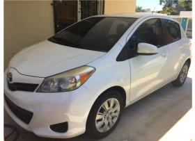 Toyota Yaris 2013 4 pts std