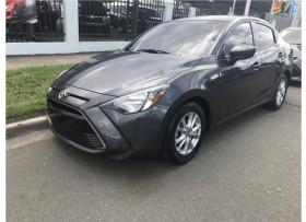 Toyota Yaris 2016 SEDAN AUTOMATICO