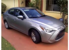 Toyota Yaris 2016 Se Vende Cuenta