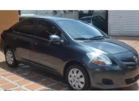 Toyota Yaris año 2007 5500