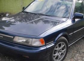 Toyota camry 1987 azul
