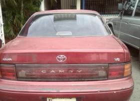 Toyota camry 1994 rojo
